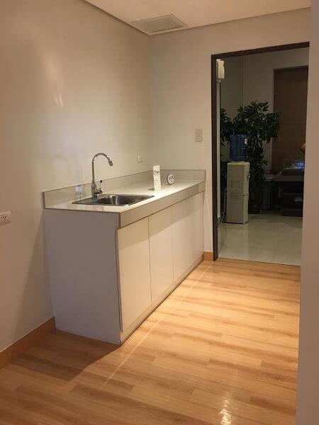 Deliverable Unit Trees Residences - Kitchen