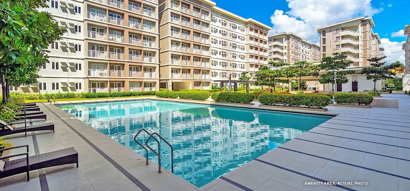 The Pool - Trees Residences